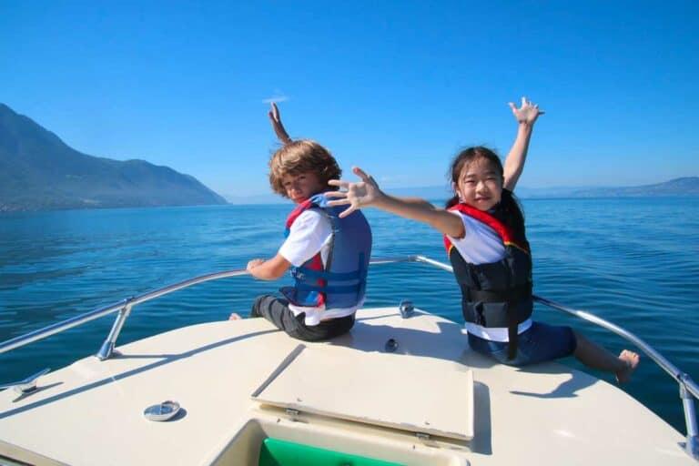 Boat Switzerland