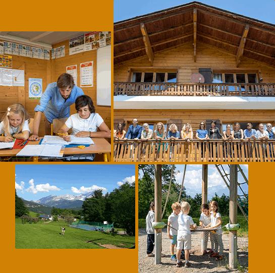 À propos de Prefleuri International School Switzerland