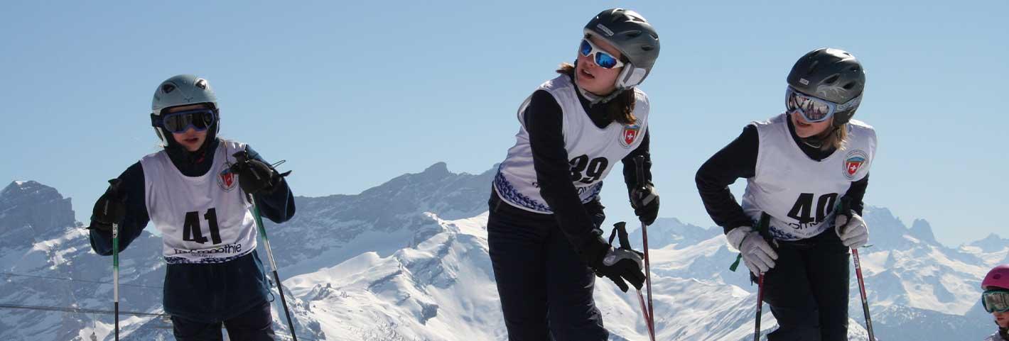 Ski Suisse Villars